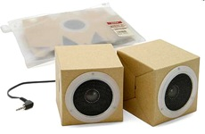 Files Cardboard Speakers