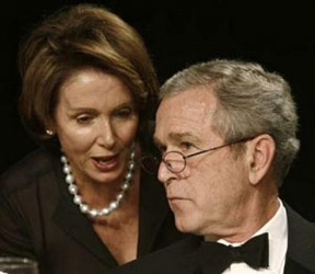 Bagnews Images Bush-Pelosi-Rtca1