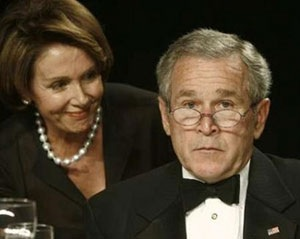 Bagnews Images Bush-Pelosi-Rtca2