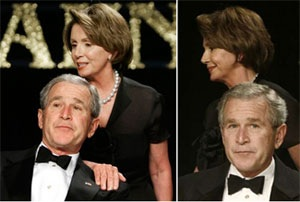 Bagnews Images Bush-Pelosi-Rtca3