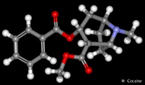 Chemicals Cocaine Images Archive Cocaine 3D
